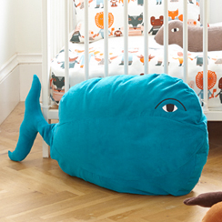 Wiggly Whale (Beanbag)