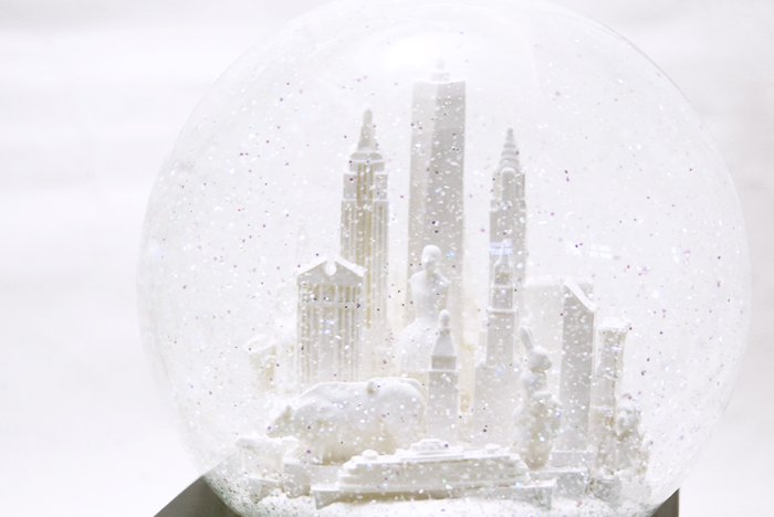 Cool Snow Globes NYC