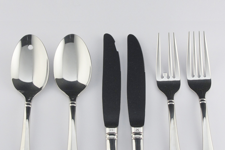 70% CUTLERY FOR FASTER EATER